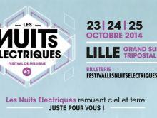 [concours] Les Nuits Électriques 2014