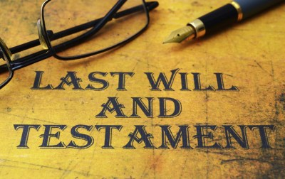 Will And Testament Clip Art