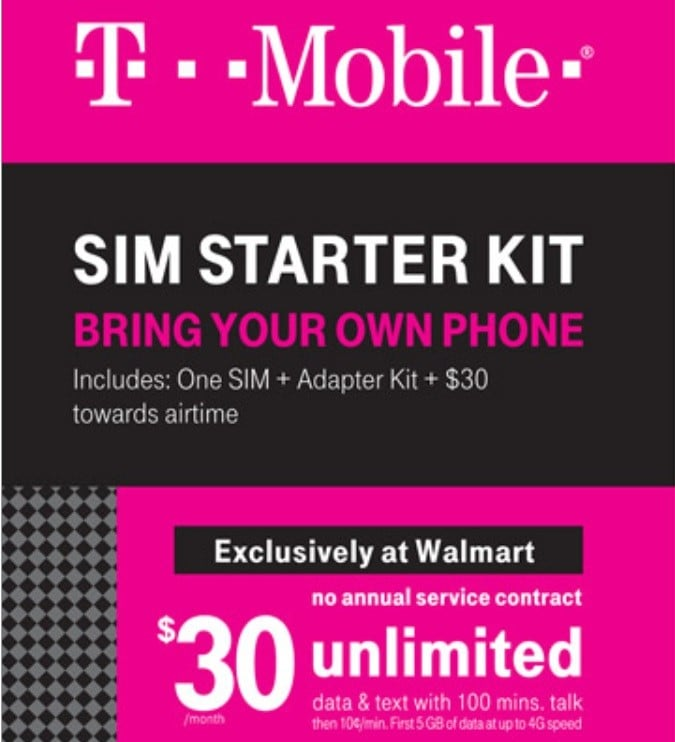 T-Mobile\u0027s 100 Voice, Unlimited Text and Data With 5GB LTE $30 - tmobile costumer service