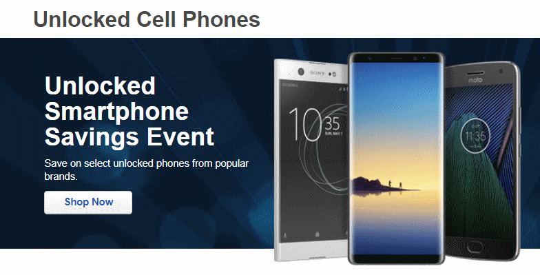 Unlocked Phones Are $50 Off At Best Buy With Purchase Of Cricket