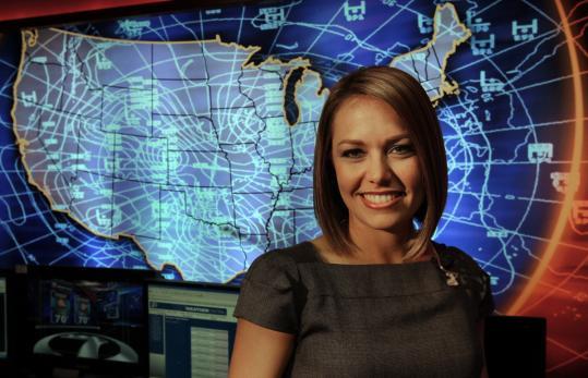 weather channel meteorologists women