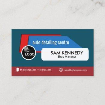 Car Detail Business Cards Business Cards 100
