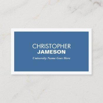 Job-search Business Cards Business Cards 100