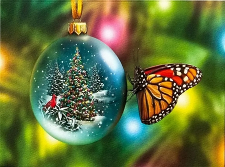 3d Cheetah Wallpaper Butterfly Christmas 3d And Cg Amp Abstract Background