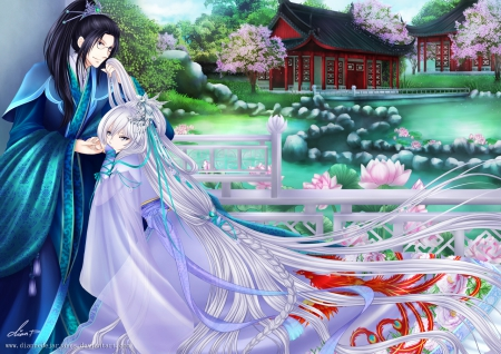 Dancing Girls Japanese Wallpaper Beautiful Romance Other Amp Anime Background Wallpapers On