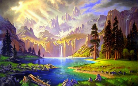 Dark Knight Falls Wallpaper Paradise On Earth Wallpaper