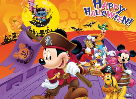 Winnie The Pooh Fall Wallpaper Happy Halloween Movies Amp Entertainment Background