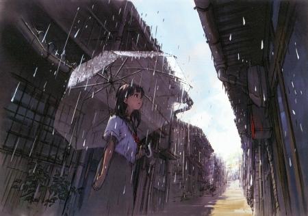 Sweet Girl Wallpaper Download Free Raining Other Amp Anime Background Wallpapers On Desktop