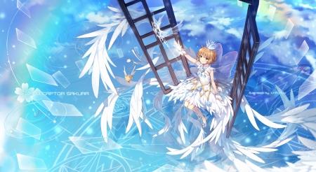 Cute Ballet Wallpapers Sakura Card Captor Sakura Amp Anime Background Wallpapers