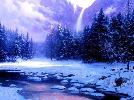 Niagara Falls Hd 1080p Wallpapers Winter Beauty Waterfalls Amp Nature Background Wallpapers