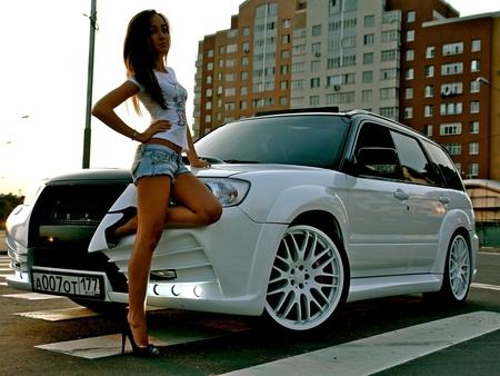 Subaru Impreza Wrx Sti Rally Car Wallpaper Forester Girl Girls And Cars Amp Cars Background