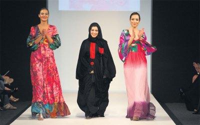 Emirati designers demand more fashion limelight - Emirates ...