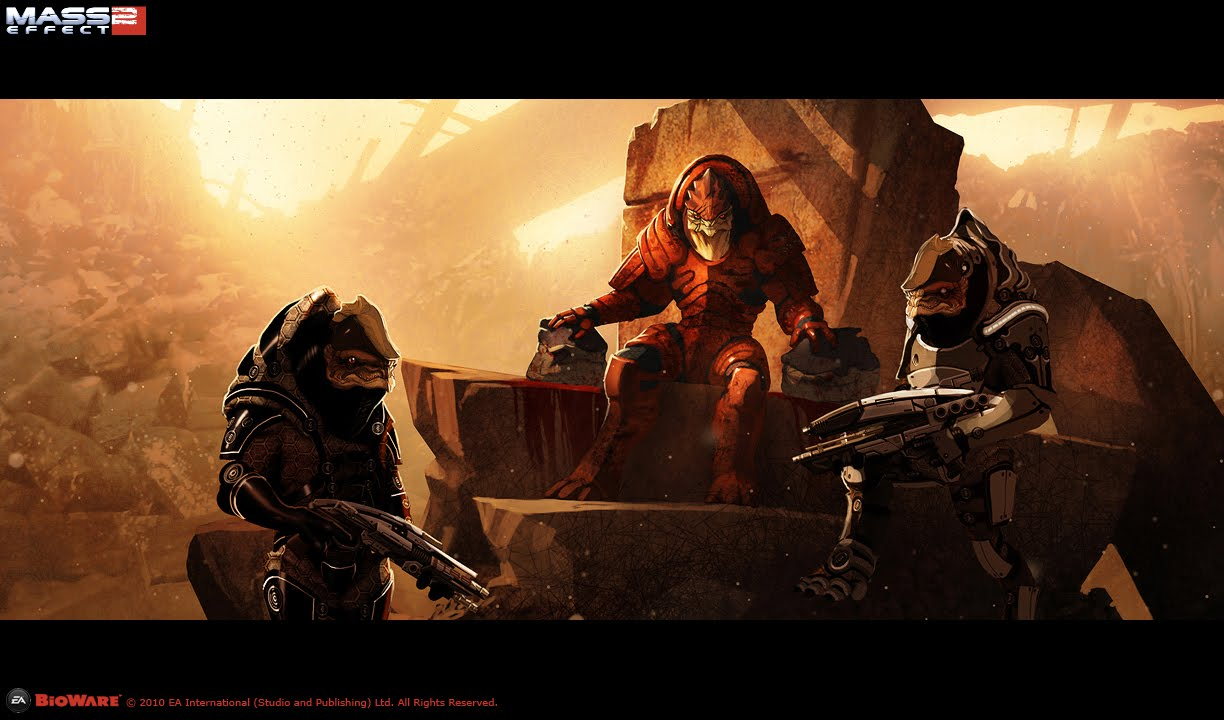 Spike Wallpaper Quote The Cartoon Concept Art Of Mass Effect Amp Dragon Age