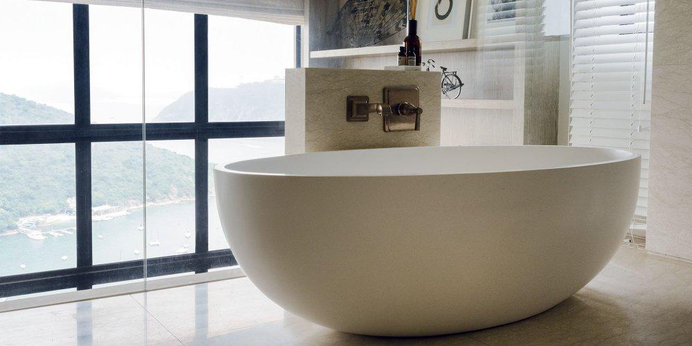 Des salles de bains modernes et épurées - Marie Claire