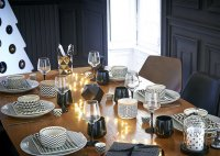 Dco table de fte : 3 leons de style avec Maisons du ...