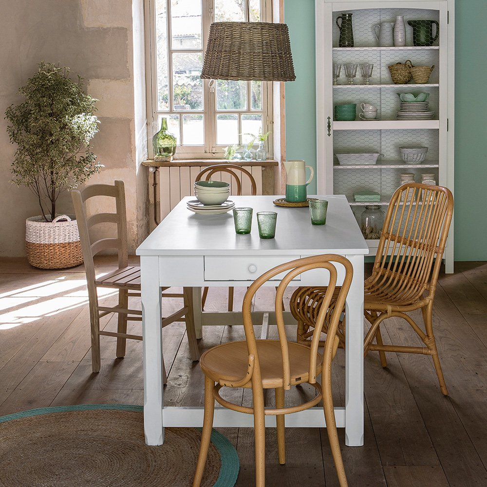Style Campagne Chic Décryptage Marie Claire - Interieur Campagne Chic