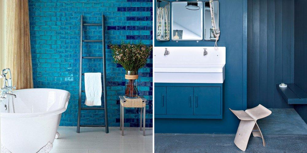 Faience Bleu Turquoise Salle De Bain