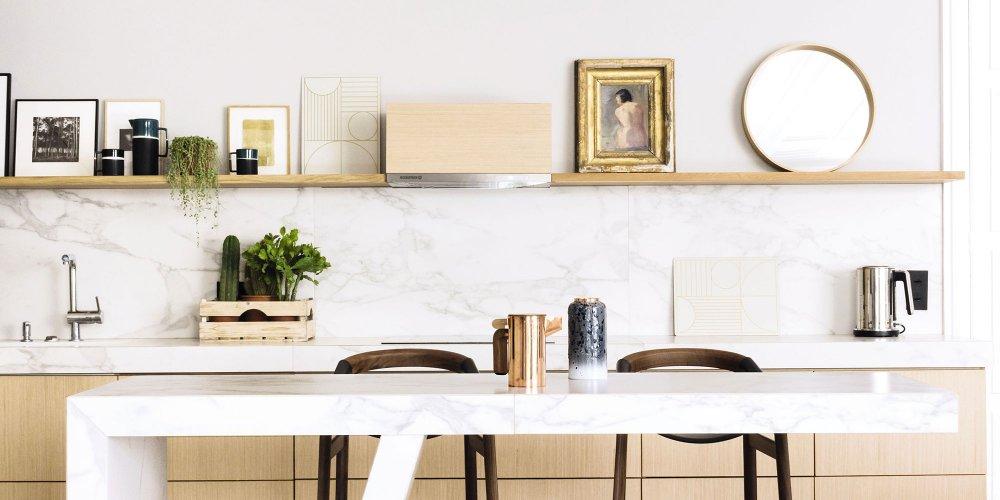 Quelle déco murale pour ma cuisine ? - Marie Claire
