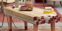 30 ides pour fabriquer une table basse - Marie Claire