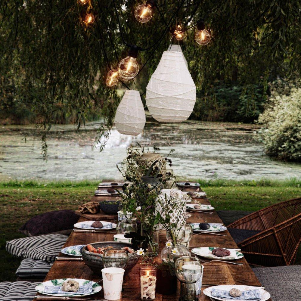 Salon De Jardin Lumineux | Luminaire Extérieur Et Lampe De Jardin Design