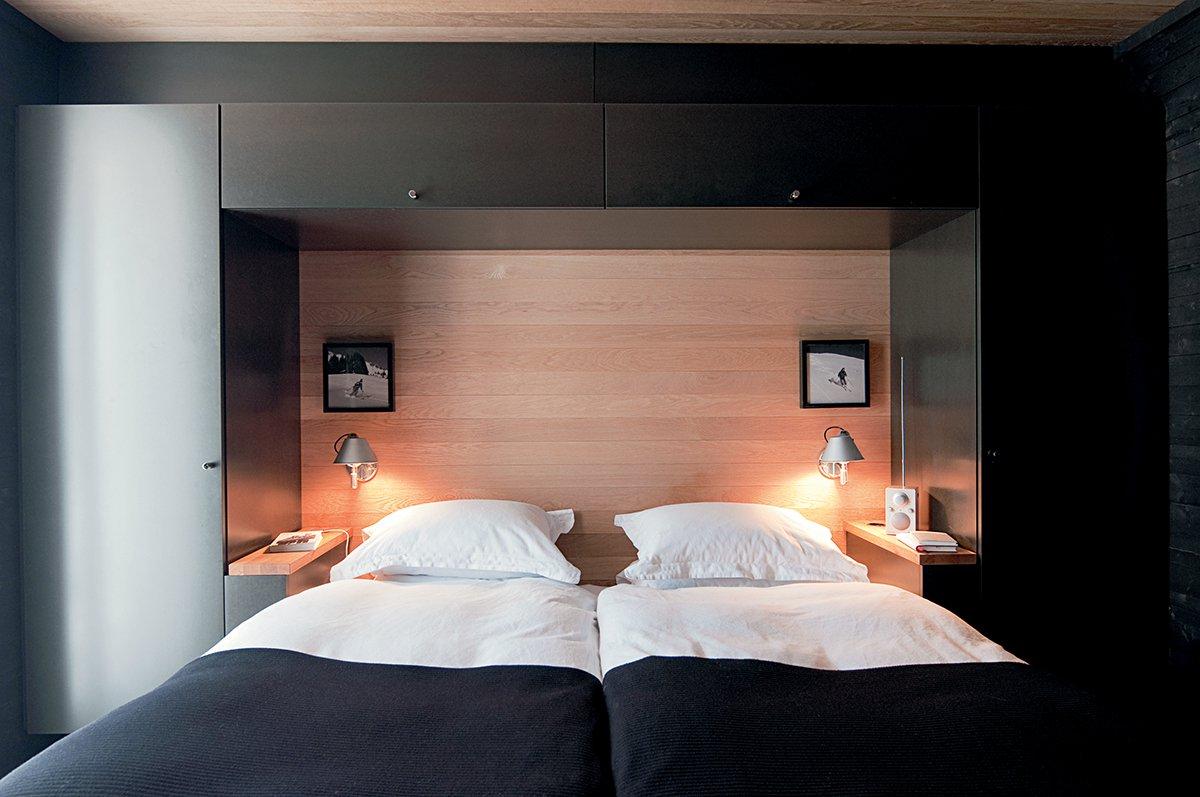 Décoration Chambre Adulte Avec Lambris | Lambris Moderne Beautiful ...