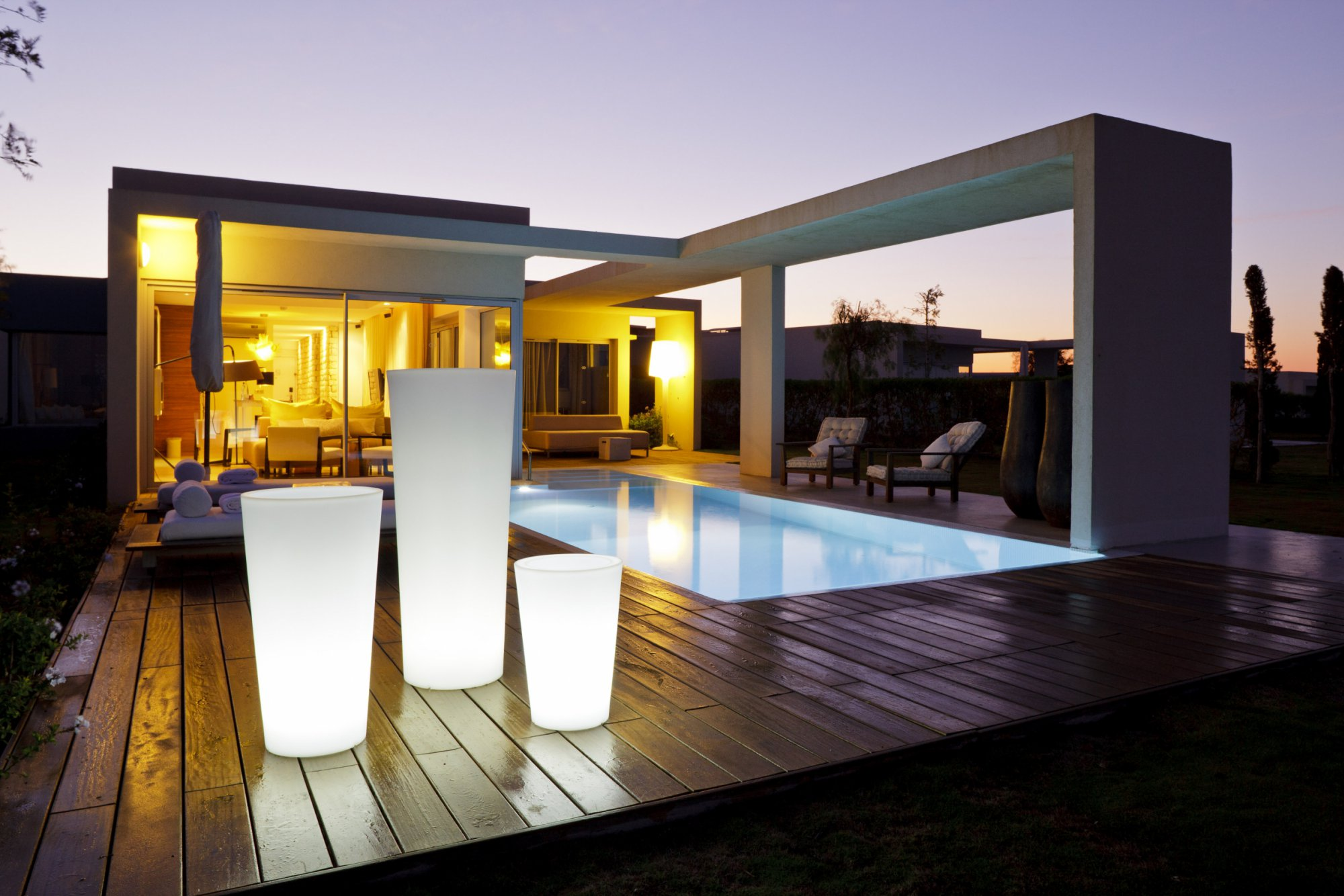 Eclairage Terrasse Led Solaire Eclairage Terrasse Marie Claire
