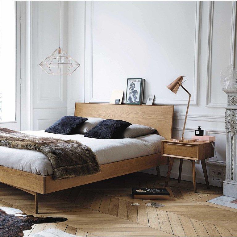 Table De Chambre | Table De Chevet Suspendue | Idée Chambre | Table ...