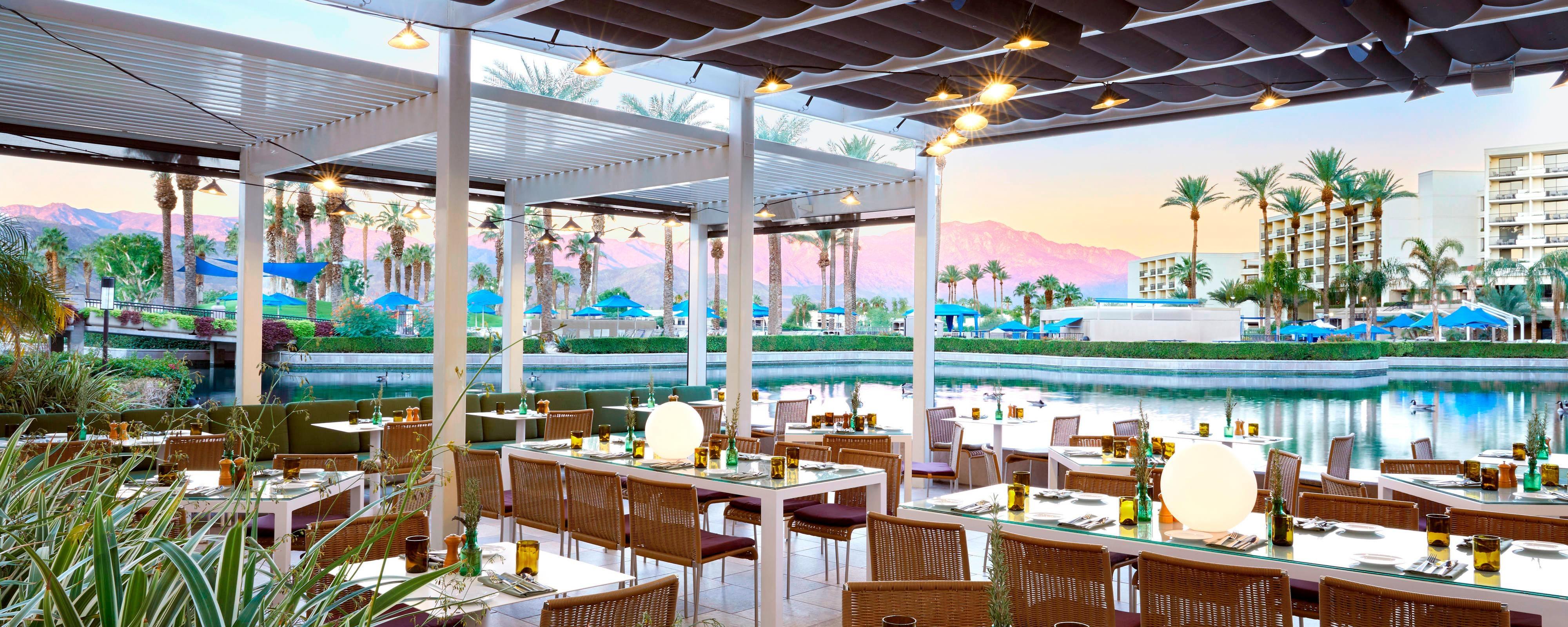 Palm Desert Restaurants Steakhouse Jw Marriott Desert Springs Resort Spa
