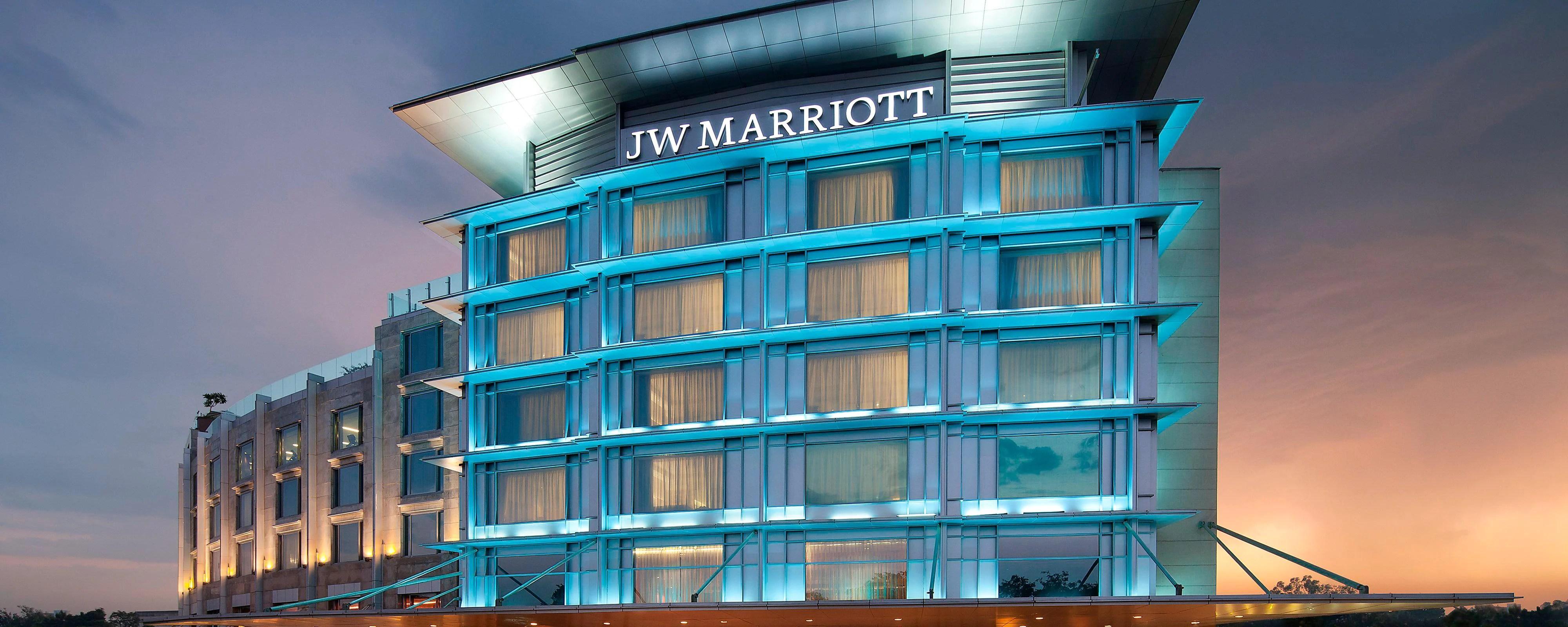 Chandigarh Business Hotel Jw Marriott Hotel Chandigarh