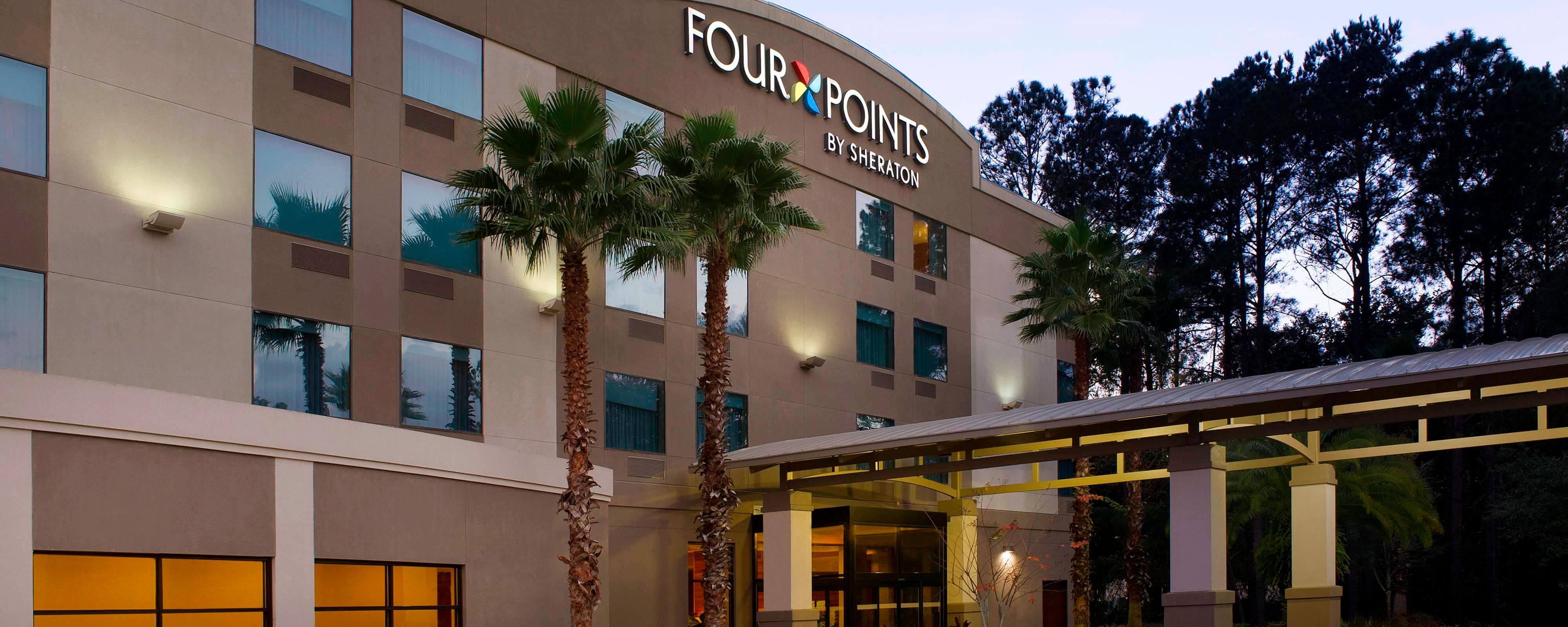 Hotel On Baymeadows Four Points By Sheraton Jacksonville Baymeadows