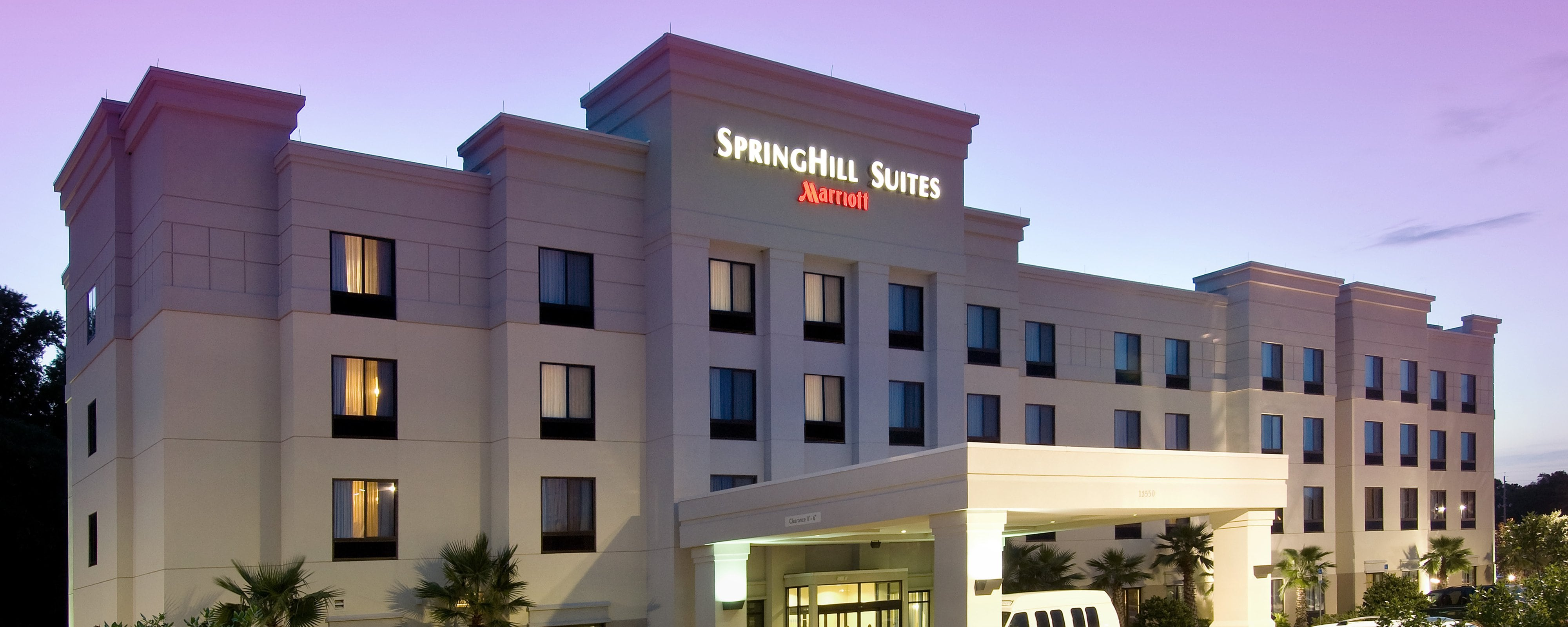 Springhill Suites Jacksonville Airport All Suites Hotel