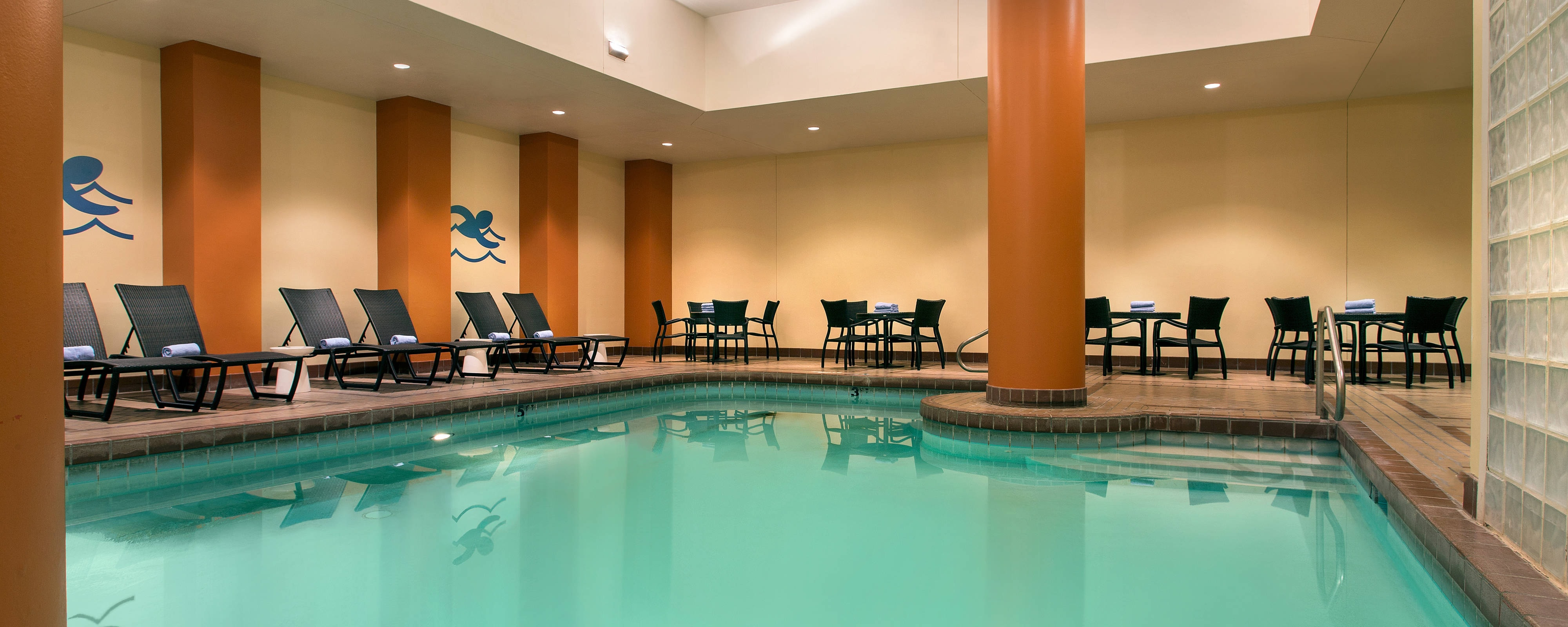 Hotel Lincoln Downtown Lincoln Hotels With Pool Gym The Lincoln Marriott