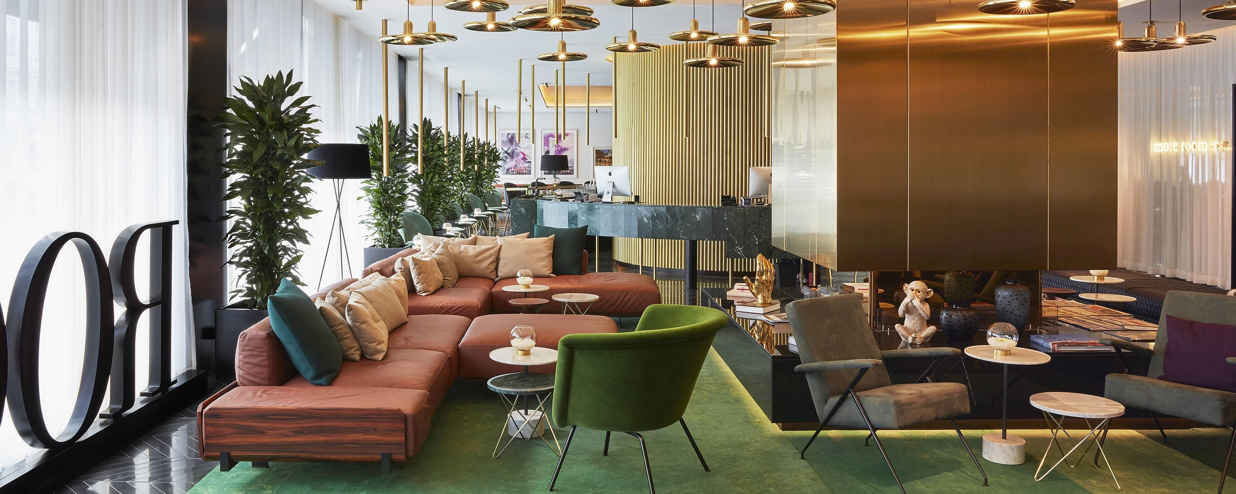 Boutique Luxury Hotel In Munich Autograph Collection