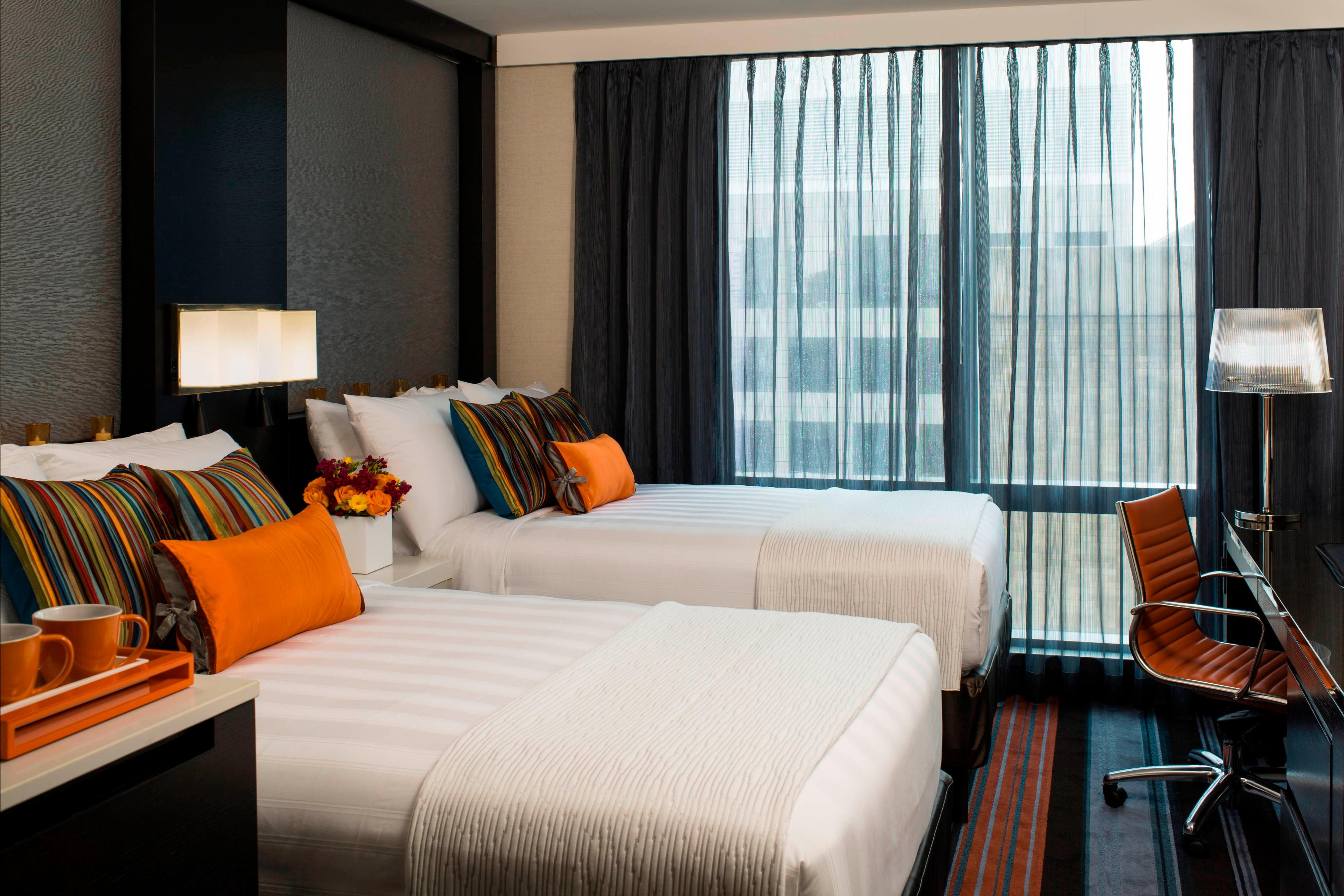 Hotel Rooms Near Hotel Rooms Near Times Square | Courtyard New York