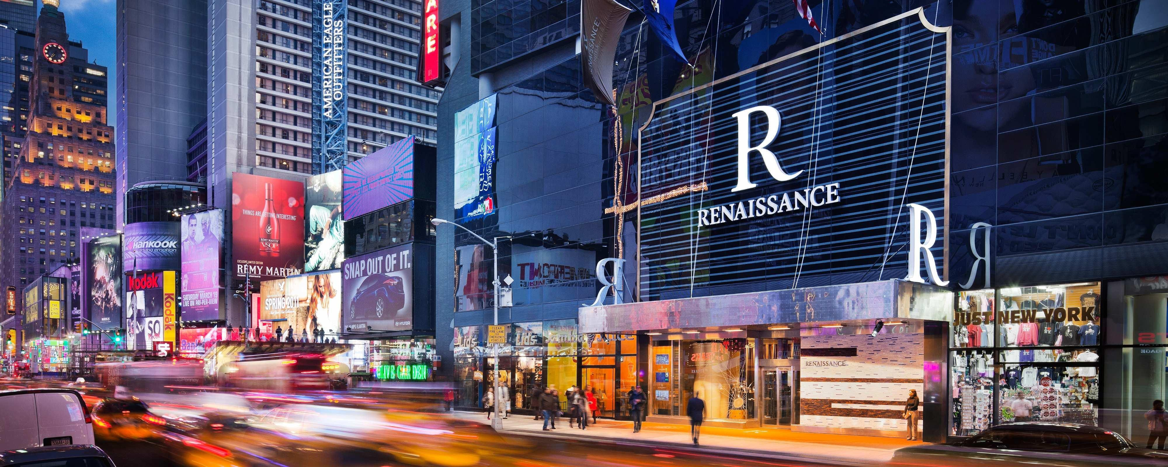 Albergo York Boutique Hotel Times Square Nyc Renaissance New York Times
