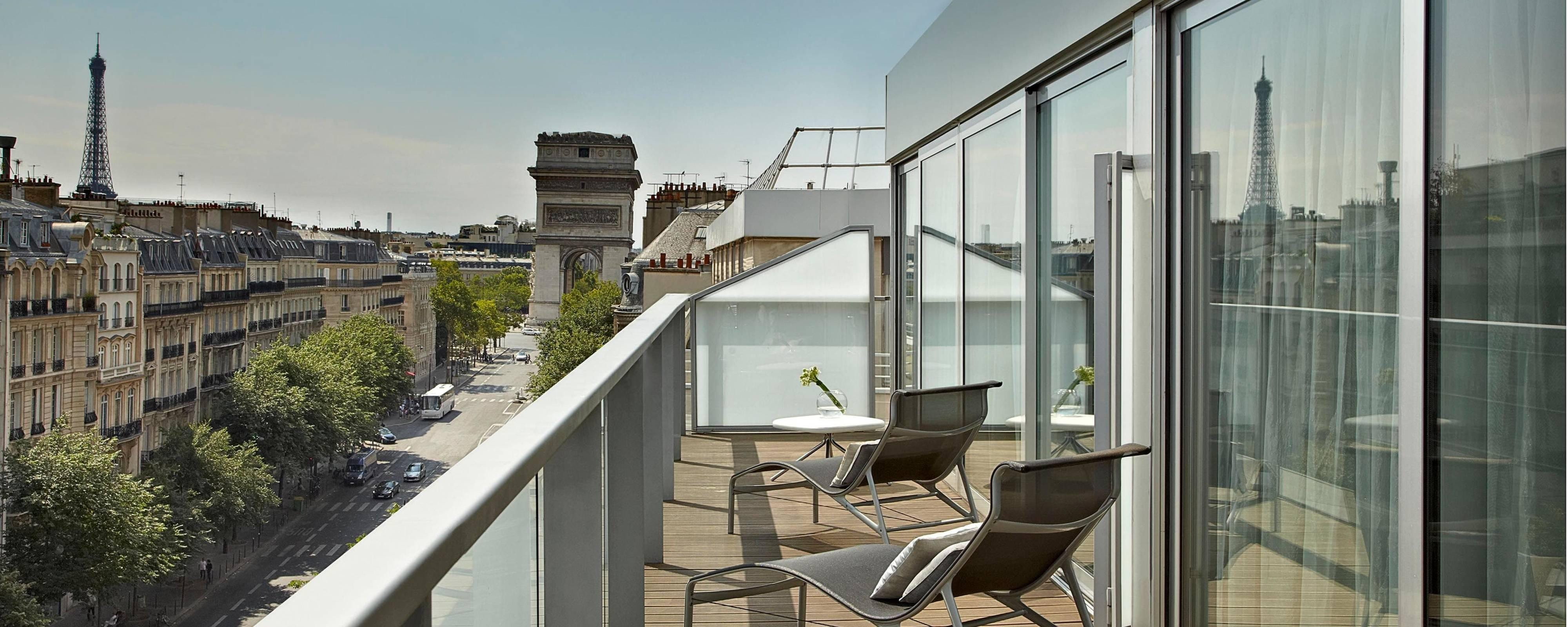 Best Of Terrasse Paris 5 Star Hotel In Paris City Centre Renaissance Paris Arc De