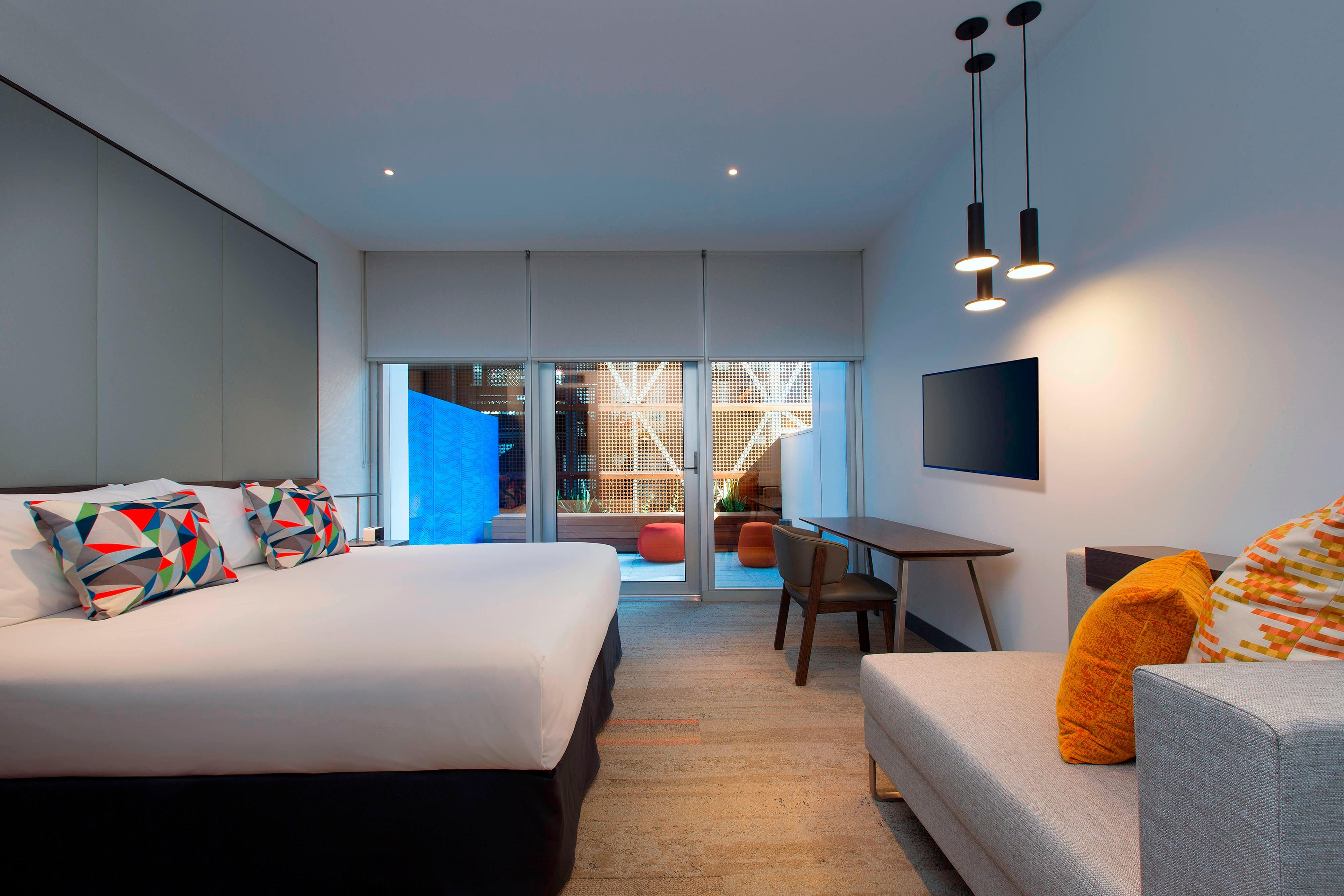 Loft Perth Boutique Hotel In Perth Aloft Perth
