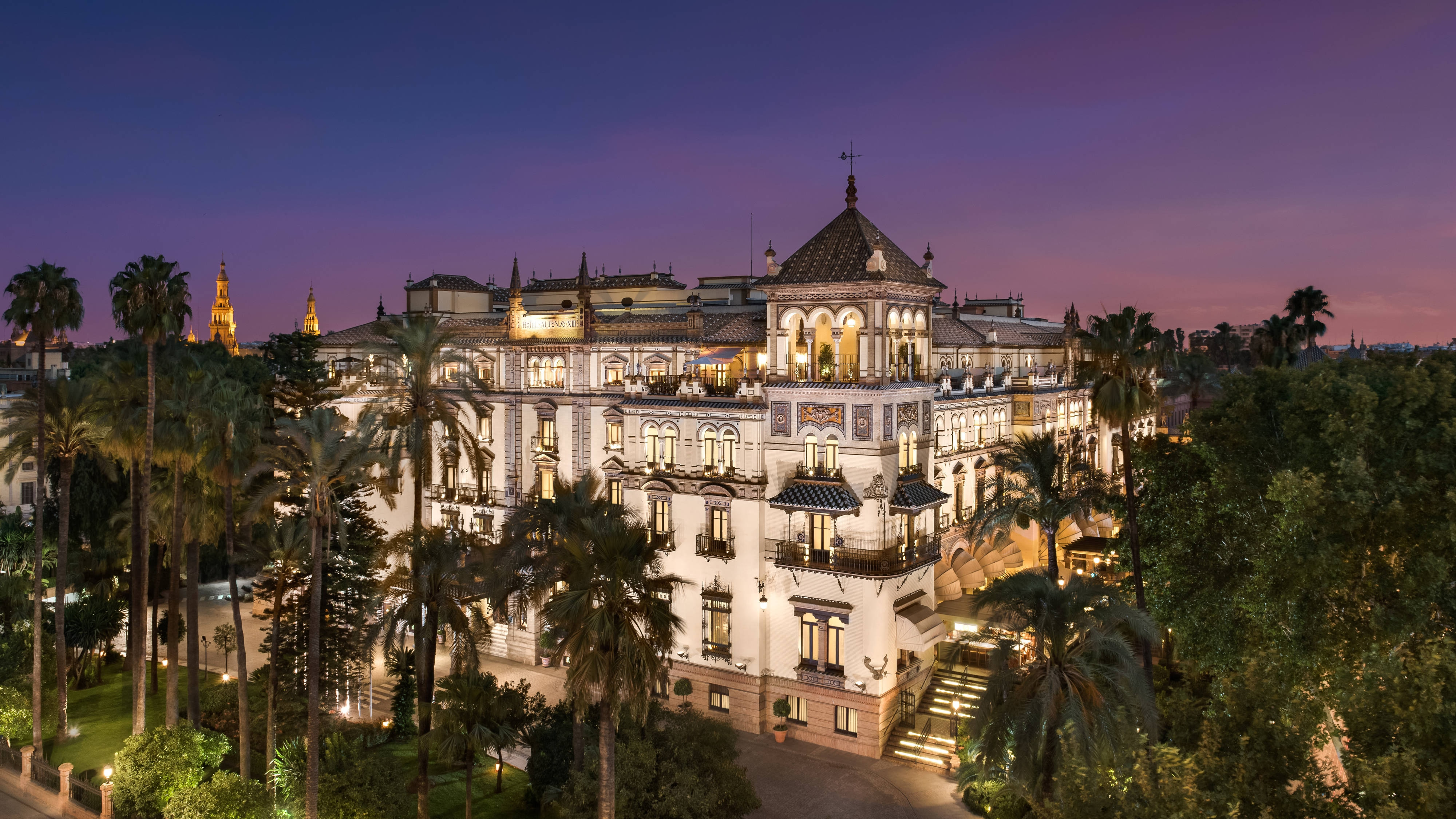 Chambre D Hote Seville Hotel Alfonso Xiii A Luxury Collection Hotel Seville Historic