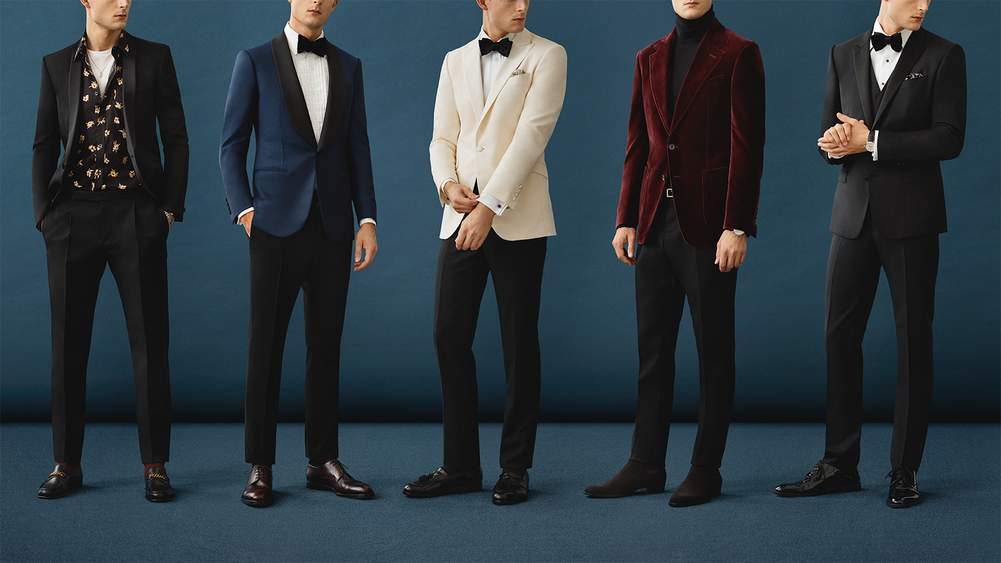 The New Rules Of Black Tie Dress Code The Journal