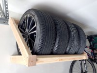 DIY - Tire Rack - Scion FR-S Forum | Subaru BRZ Forum ...