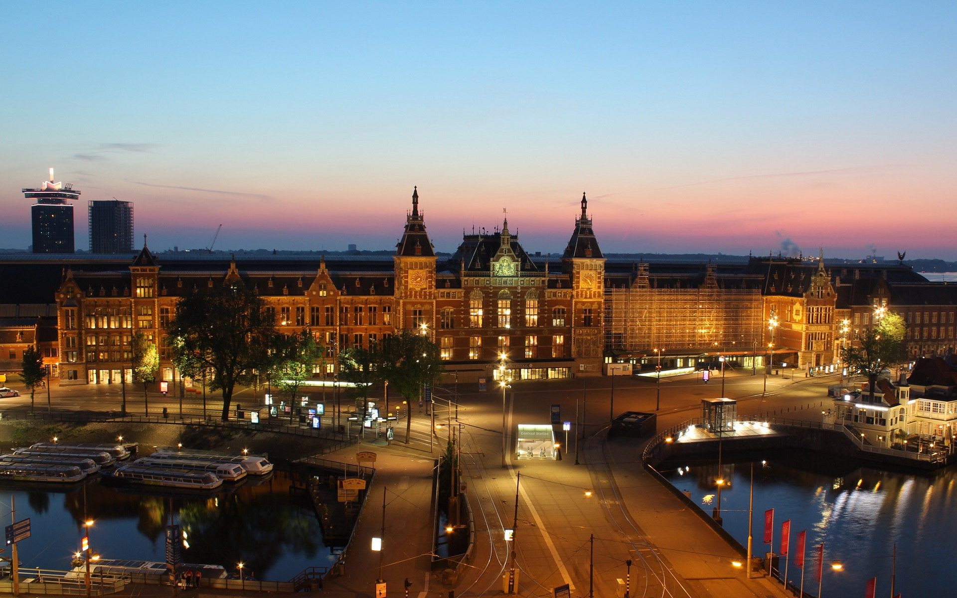 Hotel Met Rooftop Zwembad Nederland Amsterdam City Centre Hotels Park Plaza Victoria Amsterdam