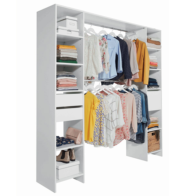 Dressing Modulable Topiwall - Kit Amenagement Dressing Castorama