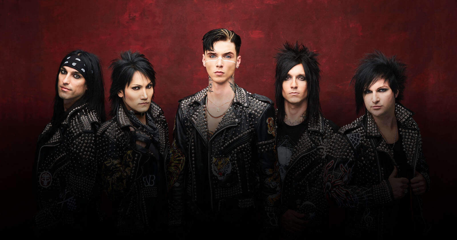 Falling In Reverse Hd Wallpaper Black Veil Brides Official Site
