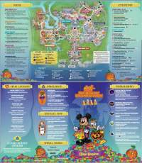 Guide to Mickey's Not So Scary Halloween Party 2018