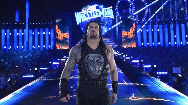 Wwe 3d Live Wallpaper Roman Reigns On Brock Lesnar Ufc Rumors Roman S