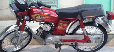 Used Yamaha Royale YB 100 2009 Bike for sale in Quetta - 157673 | PakWheels