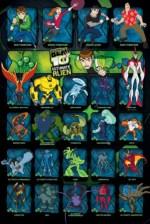 Ben Ultimate Alien Characters