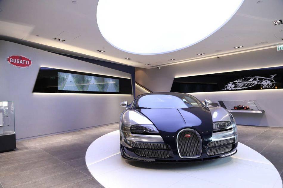 Tiles Wallpaper Hd Bugatti Opens Asia Pacific Flagship Store In Hong Kong