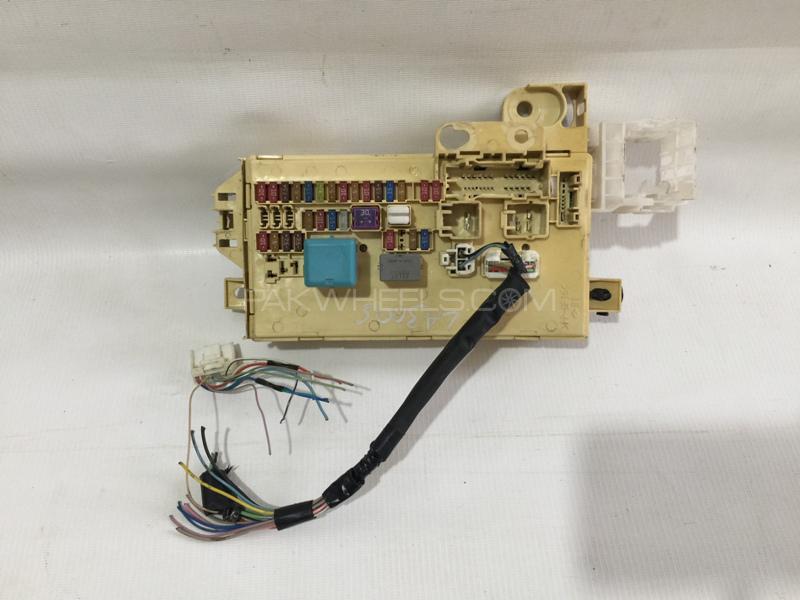Daihatsu Mira Fuse Box Wiring Diagram Library