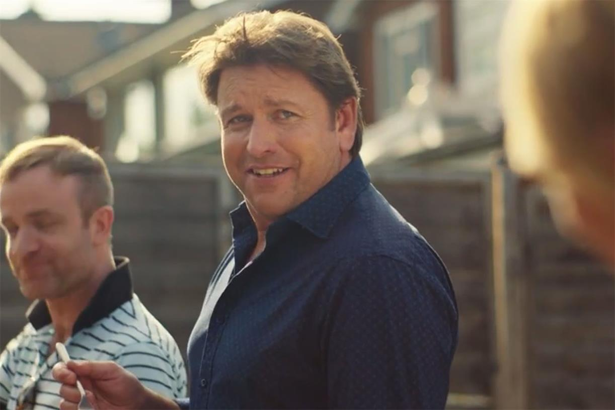 James Martin Company James Martin Debuts In First Asda Tv Ads By Saatchi
